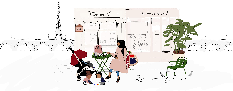 O'mama – Le blog lifestyle d'une femme musulmane du millenial