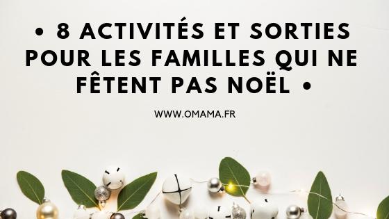 activité noel
