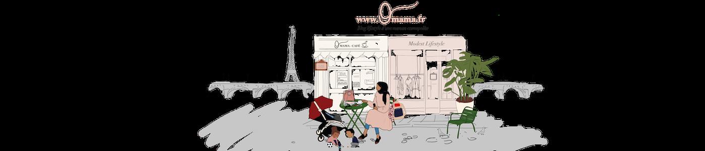 O'mama – Le blog lifestyle d'une femme musulmane du millenial Blog féminin afro musulman, Blog femme musulmane millenial