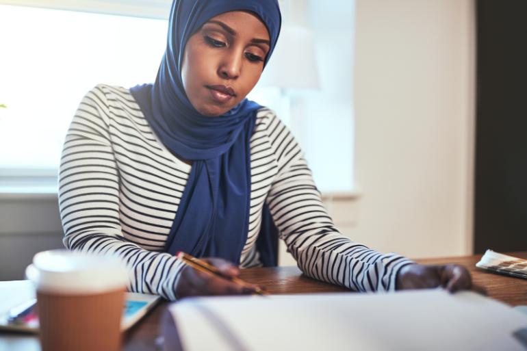 emploi mère musulmane